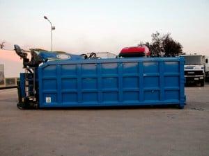 noleggio casse scarrabili per smaltimento rifiuti